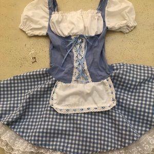 Other - Wizard of Oz Dorothy Tween Fit Costume
